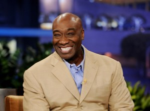 "Michael Clarke Duncan on ""The Tonight Show with Jay Leno"""