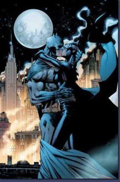 Batman and Catwoman DC Comics