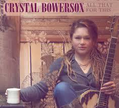 Crystal Bowersox album cover 2013