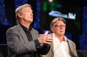 """Idol"" executive producers Nigel Lythgoe & Ken Warwick's behind-the-scene manipulations have turned off millions of ""Idol"" viewers. (Photo property of FOX)"