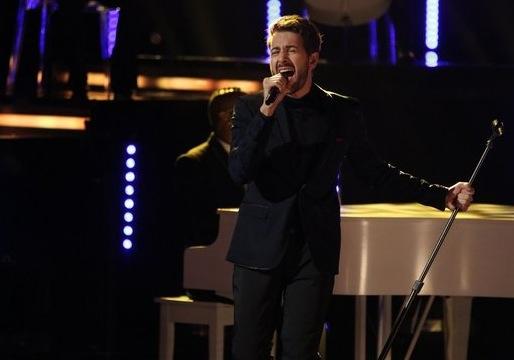 Will Champlin At Last The Voice Season Five