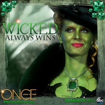 Wicked WItch of the West Once Upon A Time ABC