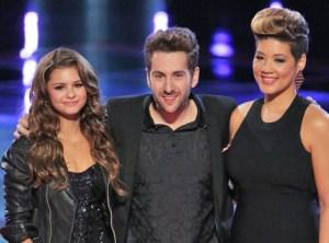 The Voice Season Five Final Three