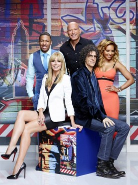 """The """"AGT"""" crew continued their search for the next $1,000,000 act! (Photo property of NBC)"""