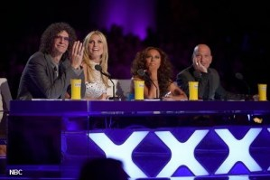 America's Got Talent judges Season Nine