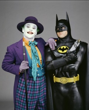 Jack Nicholson and Michael Keaton brilliantly brought both the Crown Prince of Crime and the Caped Crusader onto the Silver Screen. (Photo property of Warner Bros. Pictures)