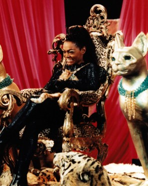 Catwoman Batman 1966 Eartha Kitt