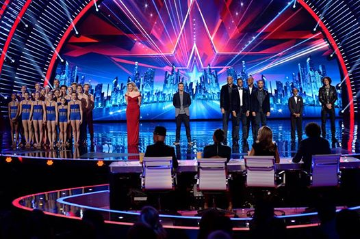 The AGT Season Nine Top Six