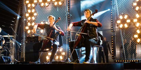 Emil & Dariel I Don't Want to Miss A Thing AGT