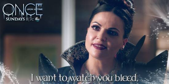 The Evil Queen returns to OUAT