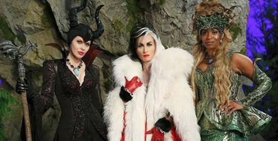 Once Upon A Time's Queens of Darkness