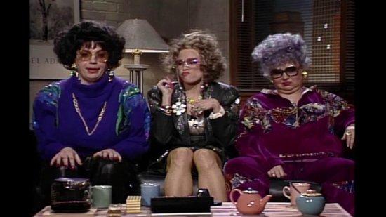Coffee Talk with Linda Richman SNL