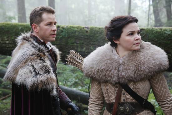 Snow and Charming's secret revealed