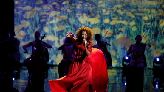 India Carney Earth Song The Voice