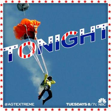 "Tonight, the Extreme Acts take over ""America's Got Talent."" Which acts wowed the audience? (Photo property of NBC)"