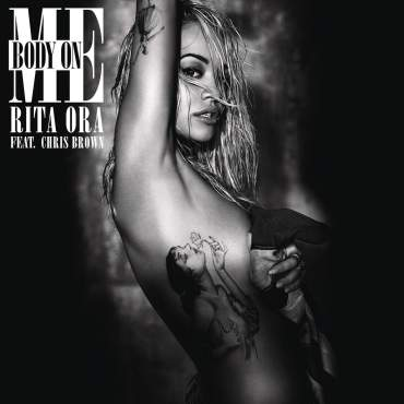 """Rita Brown & Chris Brown's collaboration, """"Body On Me,"""" might be considered to be a strong candidate for the """"Song of the Summer."""" (Album cover property of Roc Nation)"""