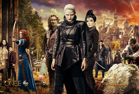 """As """"Once Upon A Time"""" begins its fifth season, the heroes must head to Camelot to save Emma from the darkness? (Photo property of ABC Studios)"""