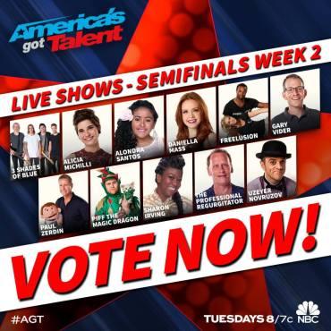 AGT Season 10 Semifinalists