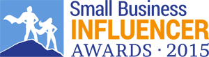 I am very honored to share that I am nominated for a Small Business Influencer Award in the Journalists category. Please click on the link below and vote! (Logo property of Small Business Trends)