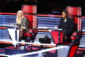 Gwen and Pharrell The Voice