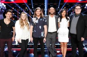 Team Adam The Voice Season Nine
