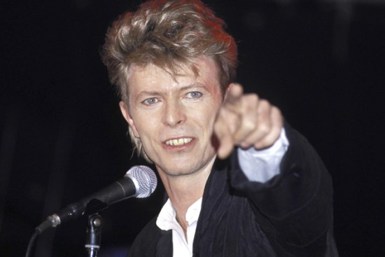 The music world just lost one of its biggest innovators as David Bowie passed away from a battle with cancer. (Photo property of Getty Images' Patrick Riviere)