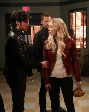 Did Hook and Emma survive their latest adventure in hell? (Photo property of ABC's Jack Rowand)