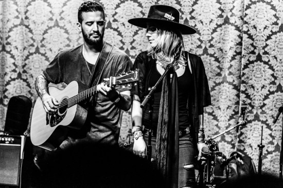 "Singer-songwriter duo Alexander jean (Mark Ballas & BC Jean) have ""A Conversation"" with ""Jake's Take."" (Photo property of Rogers & Cowan)"