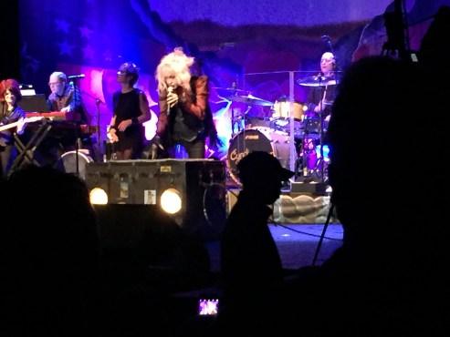 "Cyndi Lauper's ""Detour"" tour visited Kansas City's Uptown Theater. (Photo property of Jacob Elyachar)"