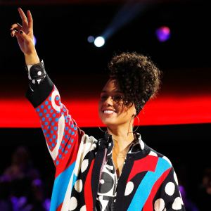 Alicia Keys The Voice