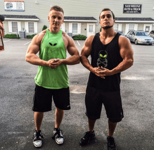the Anabolic Aliens