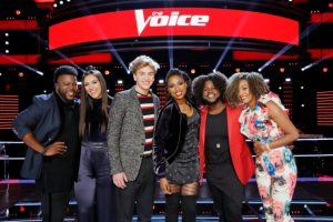 Team Jennifer The Voice
