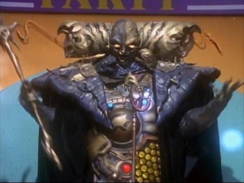 Master Vile Power Rangers