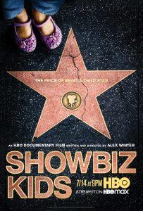 Showbiz Kids HBO poster