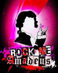 Rock Me Amadeus logo