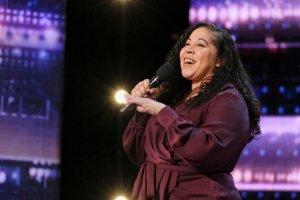 Gina Brillon AGT Season 16 audition