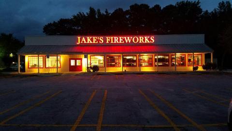 Douglasville  Jakes Fireworks
