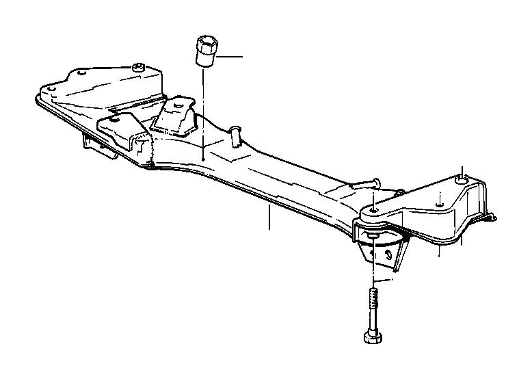 BMW 740il Front Suspension Diagram. BMW. Wiring Diagrams