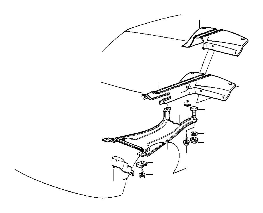 1995 Bmw 740i Vacuum Diagram. Bmw. Auto Wiring Diagram