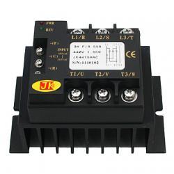 三相馬達正逆轉固態繼電器 AC控制 for 積奇/萬積企業股份有限公司
