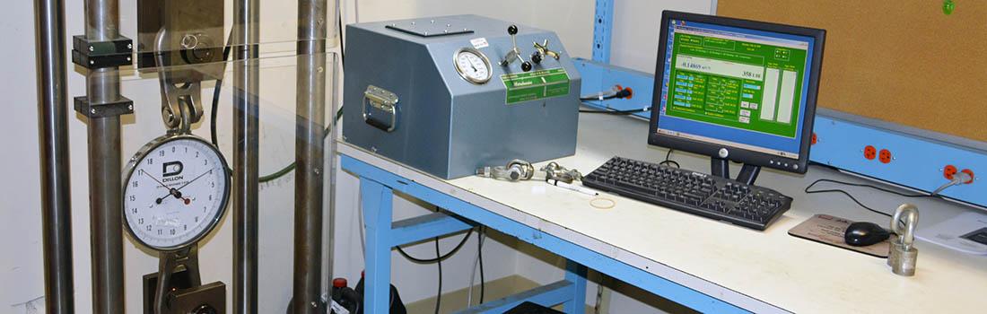 Force Dynamometer Calibration J A King Precision