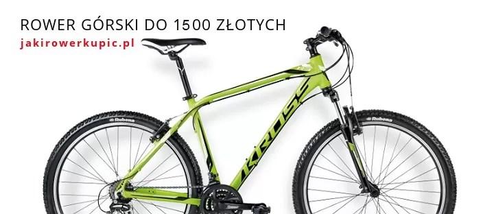 Rower górski do 1500 zł
