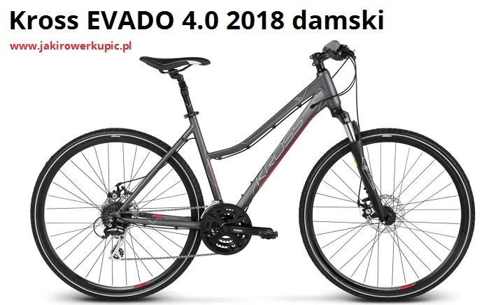 Kross Evado 4.0 2018 damski