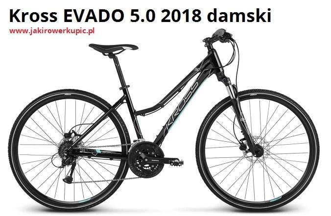 Kross Evado 5.0 2018 damski