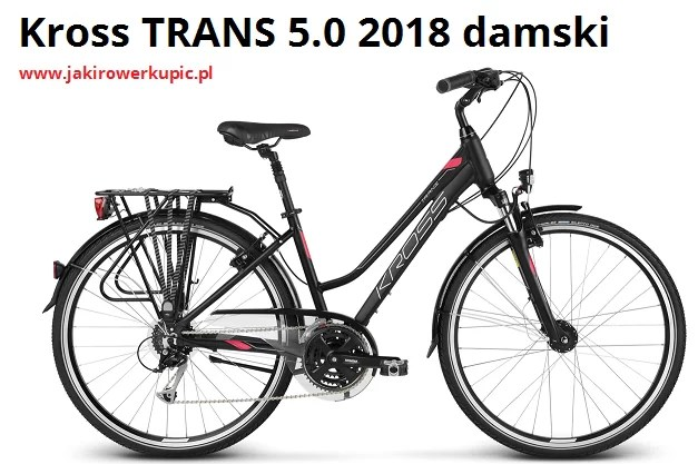 Kross Trans 5.0 2018 damski
