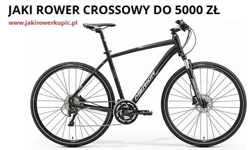 Jaki rower crossowy do 5000 zł