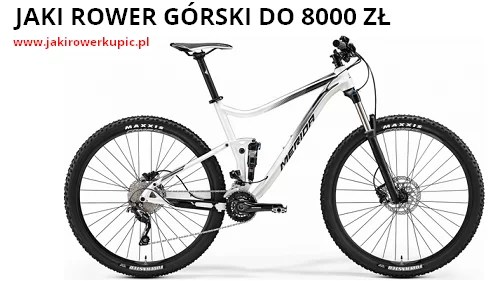 jaki rower górski do 8000 zł