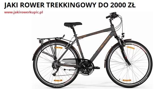 jaki rower trekkingowy do 2000 zł