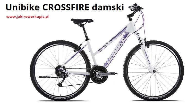 unibike crossfire 2017 damski