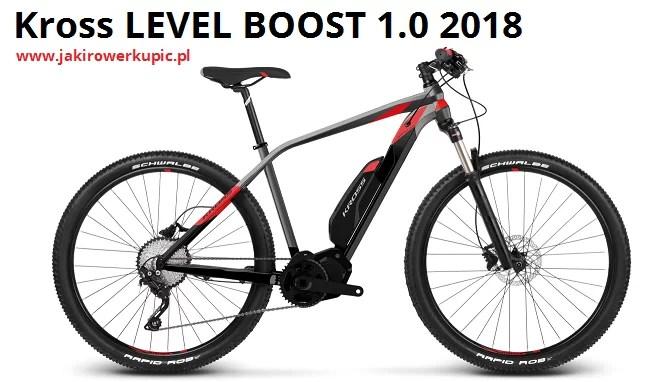 Kross Level Boost 1.0 2018